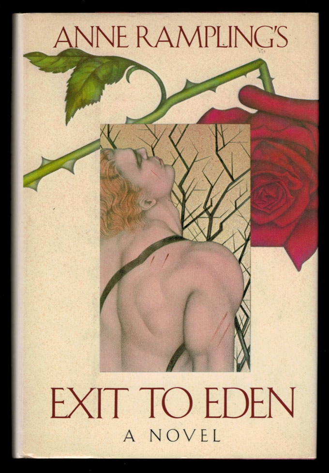 EXIT TO EDEN. Anne RICE, ANNE RAMPLING.