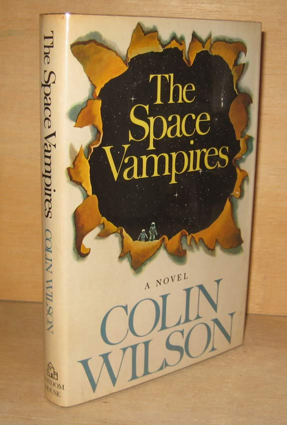 THE SPACE VAMPIRES. Colin WILSON.