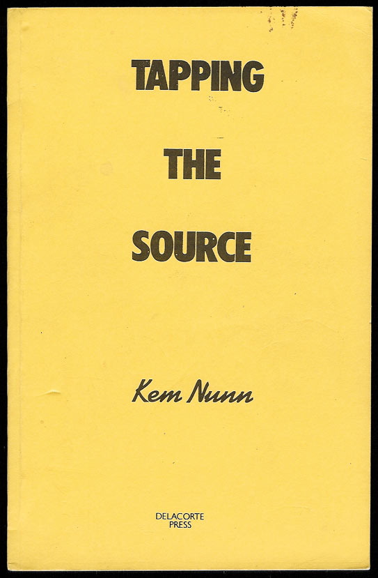 TAPPING THE SOURCE. Ken NUNN.