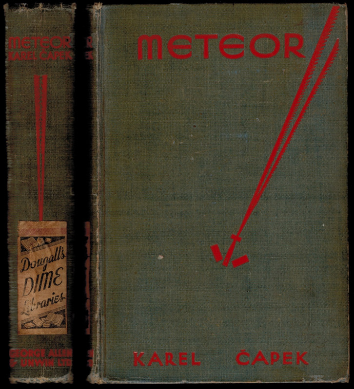 METEOR. Traslated by M. and R. Weatherall. Karel CAPEK.