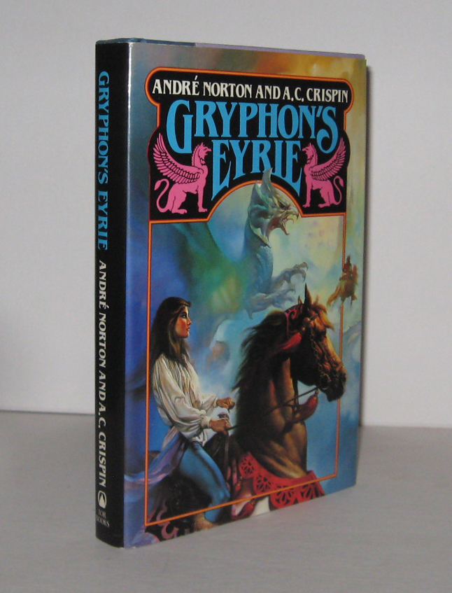 GRYPHON'S EYRIE. Andre NORTON, A C. Crispin.