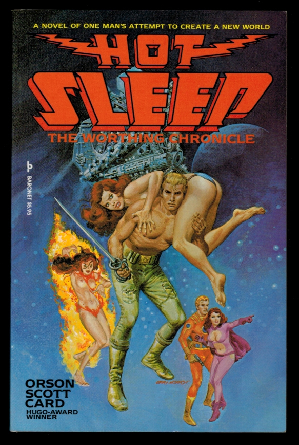 HOT SLEEP. Orson Scott CARD.