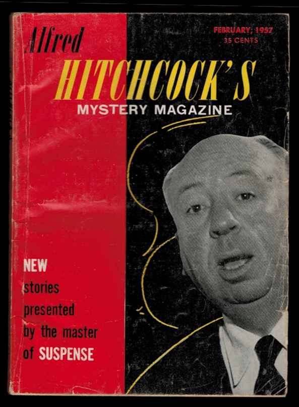 THE FRIGHTENING FRAMMIS by Jim Thompson [in] ALFRED HITCHCOCK'S MYSTERY MAGAZINE,Vol 2, No 2, February, 1957 issue. Vol 2 ALFRED HITCHCOCK'S MYSTERY MAGAZINE, 1957 issue, February, No 2, Jim THOMPSON.