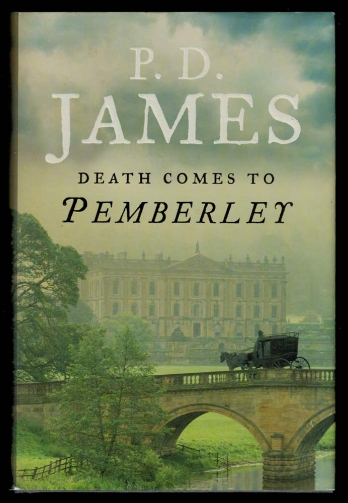 DEATH COMES TO PEMBERLEY. P. D. JAMES.