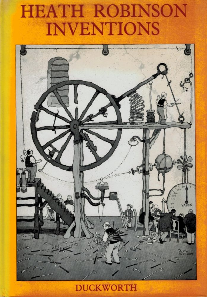 INVENTIONS. W. Heath ROBINSON.