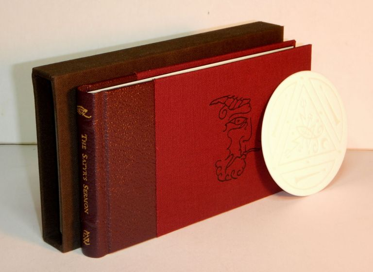 THE SATYR'S SERMON. By the Hand and Eye of Alogos. Standard Edition. Andrew D. CHUMBLEY.