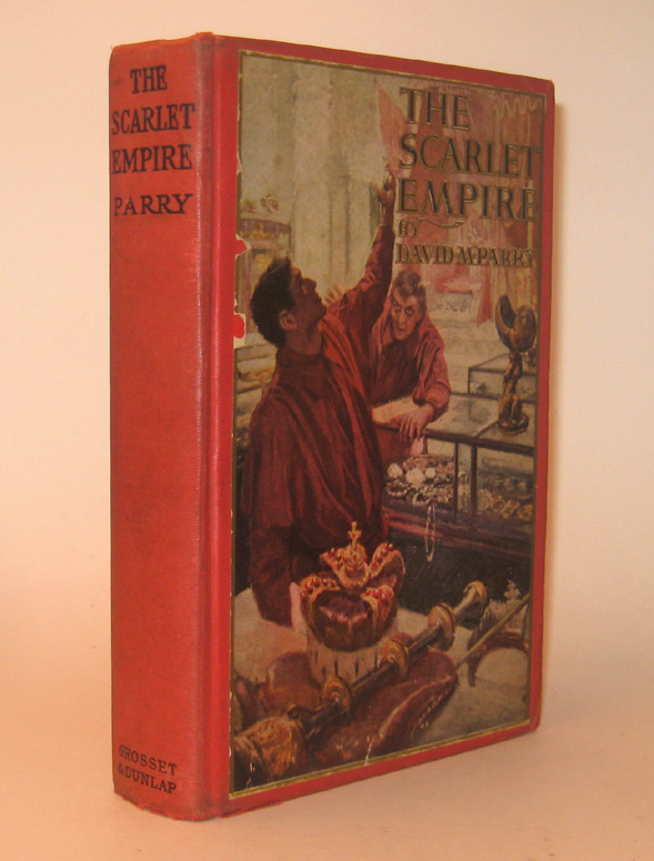 THE SCARLET EMPIRE. With Illustrations by Hermann C. Wall. David M. PARRY.