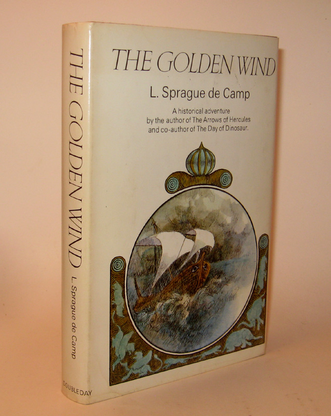 THE GOLDEN WIND. L. Sprague DE CAMP.