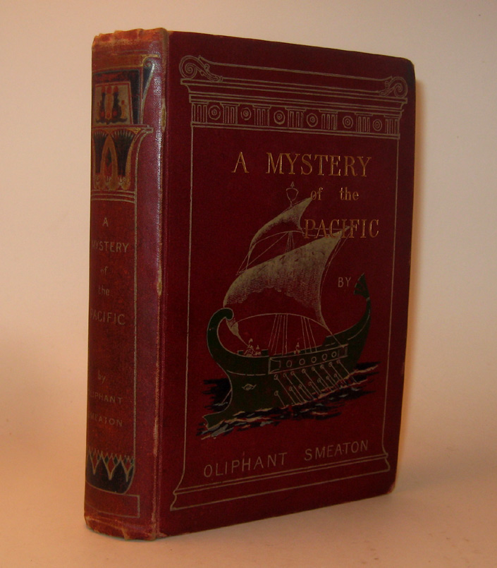 A MYSTERY OF THE PACIFIC. With Eight Illustrations by Wal Paget. Oliphant SMEATON.
