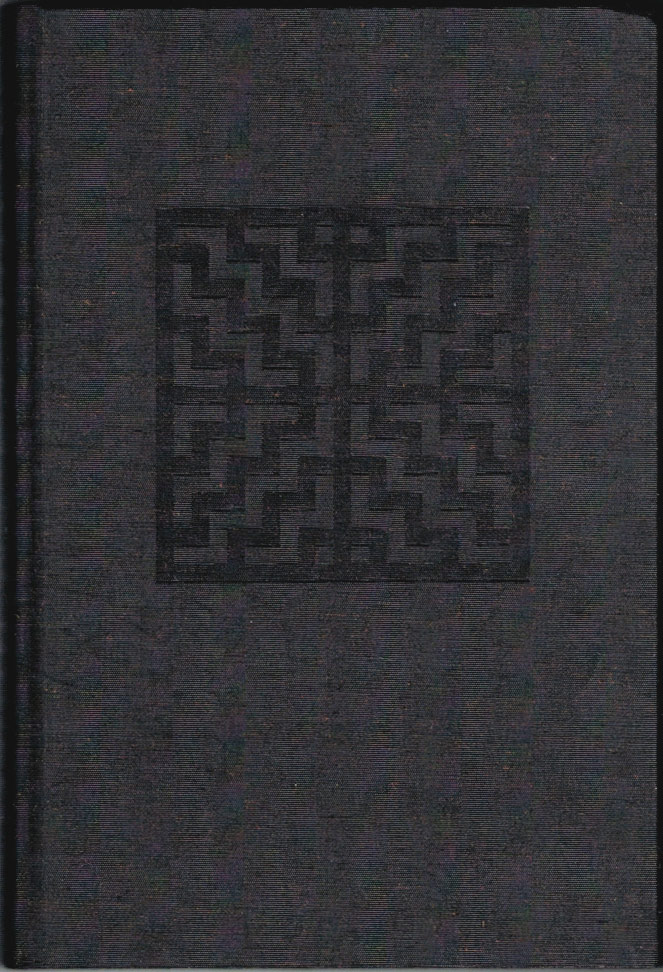 OCCLITH 0: OMNIFORM. Deluxe Hardcover Edition bound in Full Black Mohair. Joseph UCCELLO.
