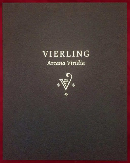 ARCANA VIRIDIA. The Green Mysteries. Seven Prints by Benjamin Vierling. Art Portfolio. Benjamin VIERLING.