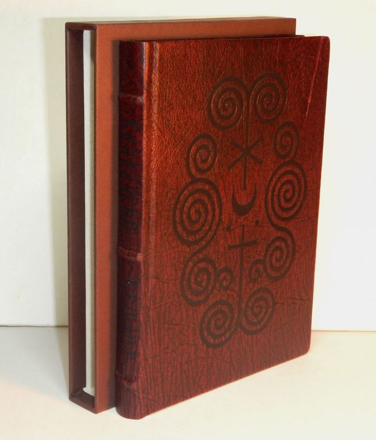 WITCHCRAFT AND SORCERY OF THE BALKANS. Special Edition, Variant Issue, being one of only 6 copies with Handmade Ochre Unryu Endpapers. Radomir RISTIC.