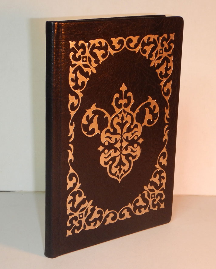 OF THE WITCHES' PACT WITH THE DEVIL. Deluxe Leather Edition. E A. ASHWIN, Montague SUMMERS.