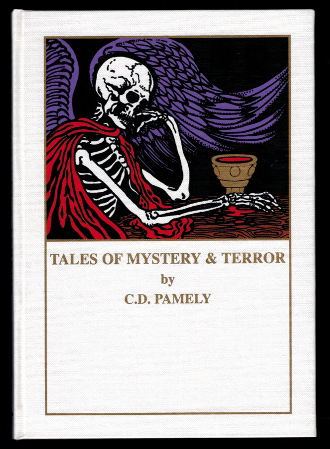 TALES OF MYSTERY AND TERROR. Illustrations by David Fletcher. C. D. PAMELY, Carl Douglas.