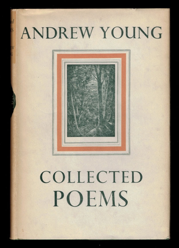 COLLECTED POEMS OF ANDREW YOUNG. Wood Engravings by Joan Hassall. Joan HASSALL, Andrew YOUNG.
