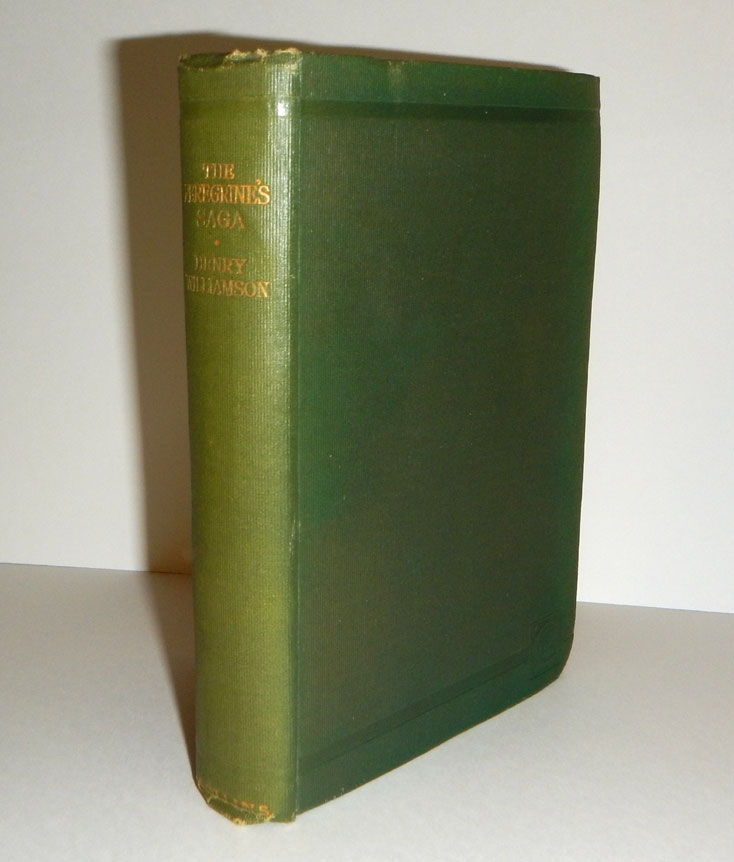 THE PEREGRINE'S SAGA And Other Stories of the Country Green. Illustrated by Warwick Reynolds. Henry WILLIAMSON.