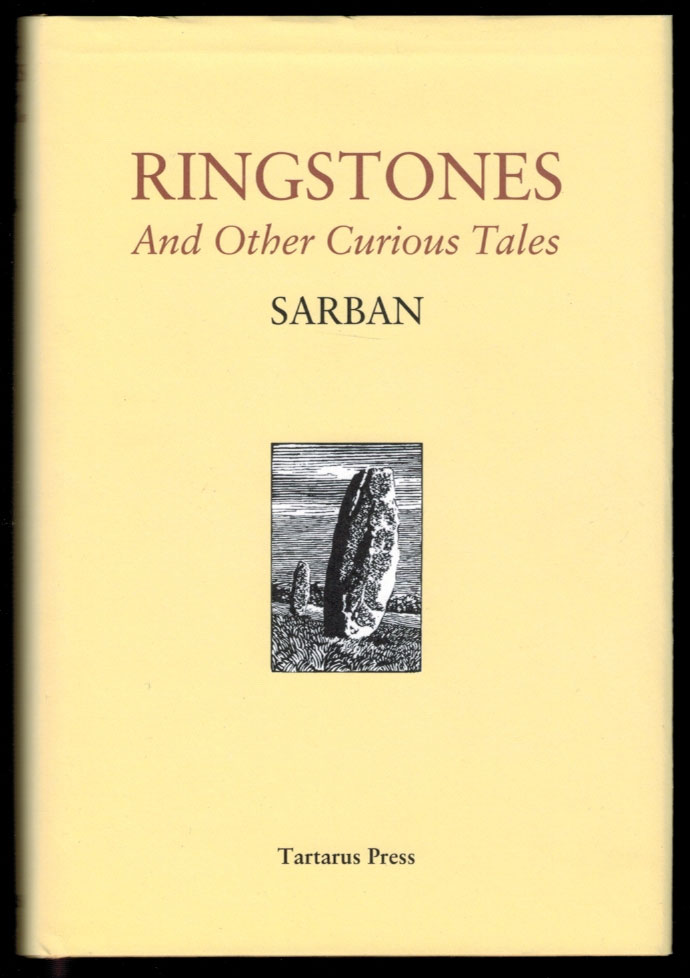 RINGSTONES And Other Curious Tales. SARBAN, John William Wall.