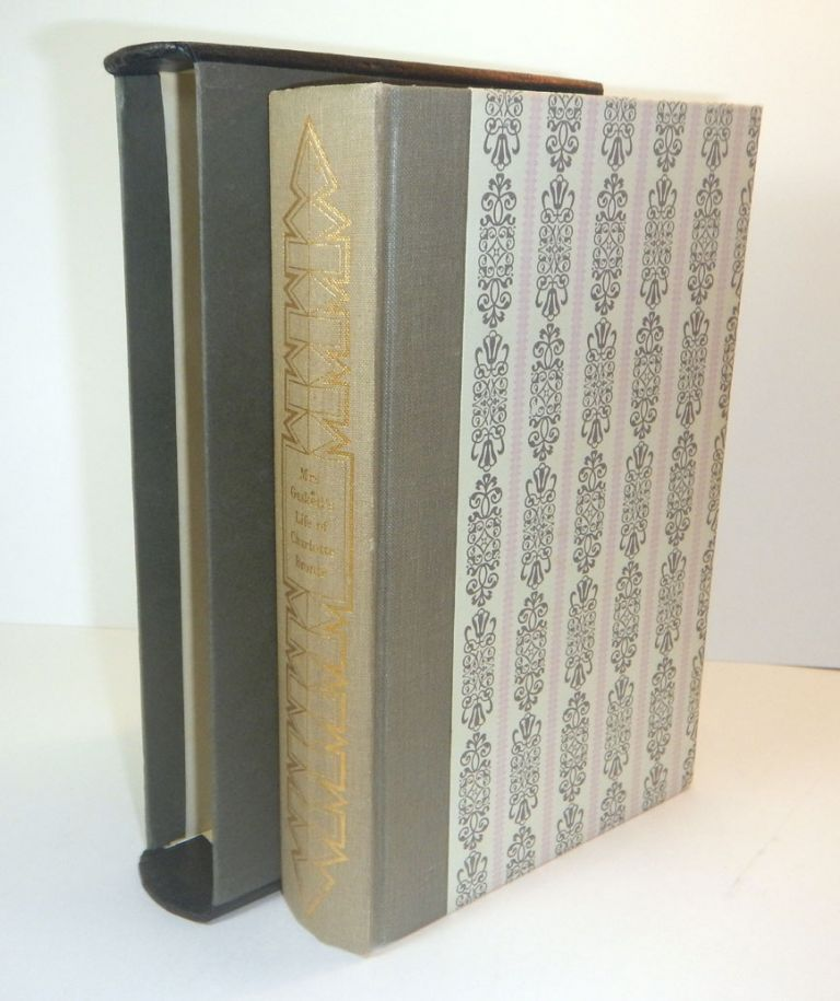 THE LIFE OF CHARLOTTE BRONTË, by Elizabeth Gaskell. Edited with an Introduction by Winifred Gérin. Charlotte GASKELL BRONTË, Elizabeth.