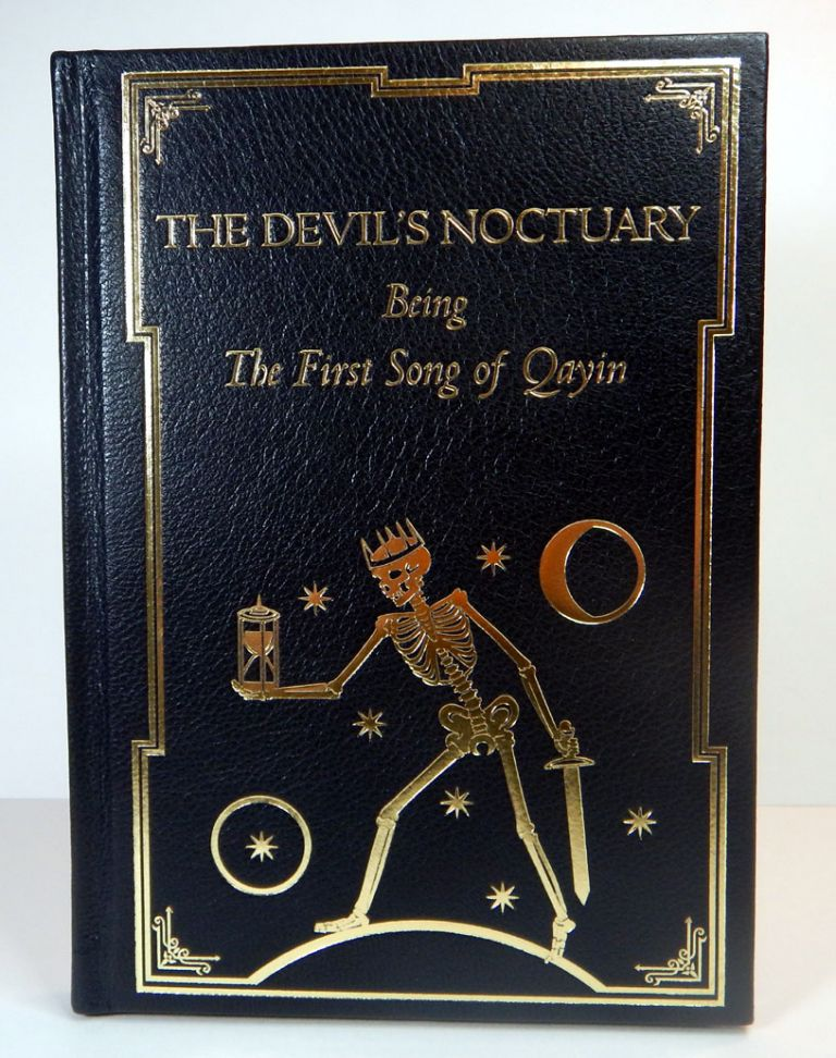THE DEVIL'S NOCTUARY; Being A Prophetic Fragment From The First Song of Qayin. Here Transcribed by Gavin W. Semple. Gavin SEMPLE.