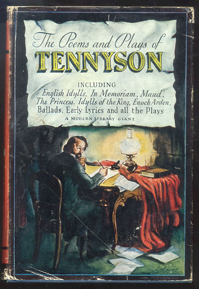 THE POEMS AND PLAYS OF LORD ALFRED TENNYSON. Lord Alfred TENNYSON.