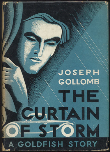 THE CURTAIN OF STORM. Joseph GOLLOMB.