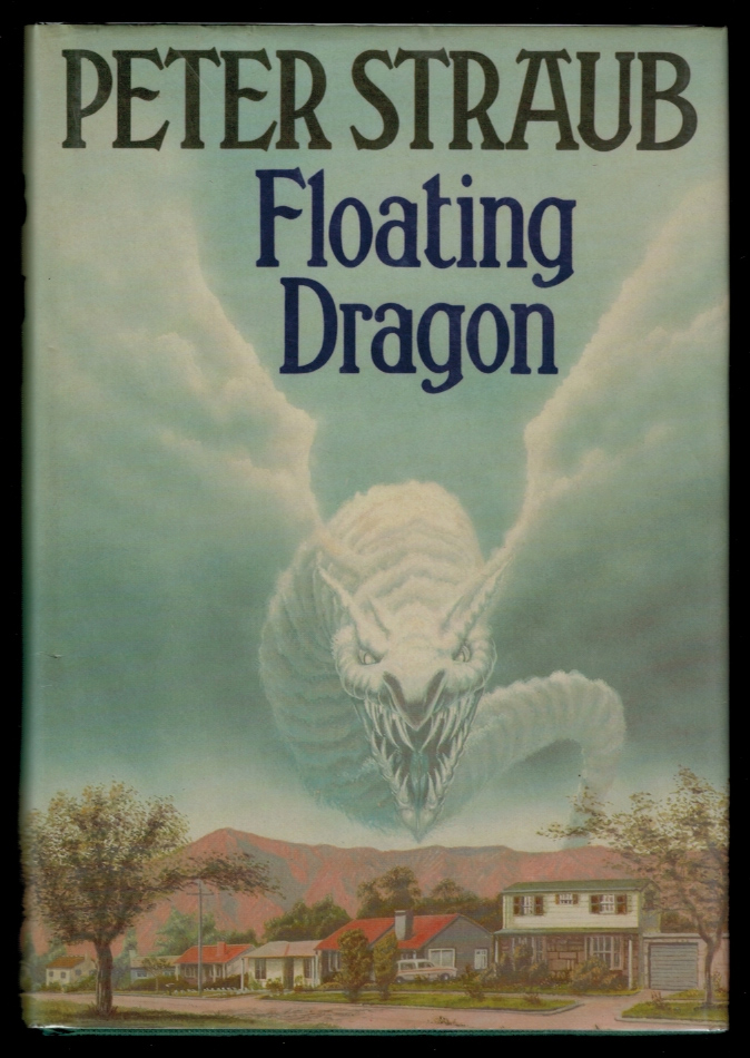 FLOATING DRAGON. Peter STRAUB.