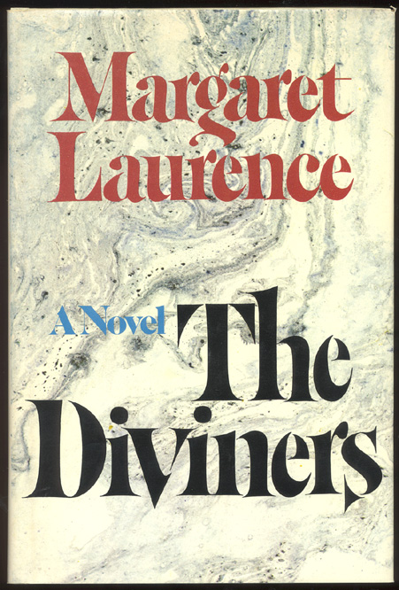 THE DIVINERS. Margaret LAURENCE.