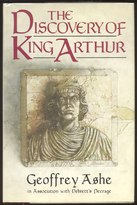 THE DISCOVERY OF KING ARTHUR. in Association, Debrett's Peerage.