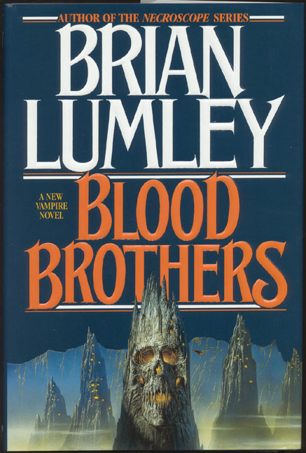 BLOOD BROTHERS. Brian LUMLEY.