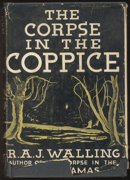 THE CORPSE IN THE COPPICE. R. A. J. WALLING.