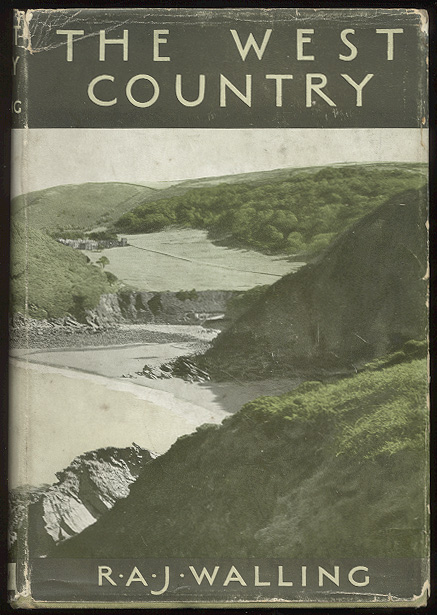 THE WEST COUNTRY. R. A. J. WALLING.