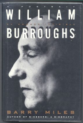 WILLIAM S. BURROUGHS. El Hombre Invisible. William S. MILES BURROUGHS, Barry