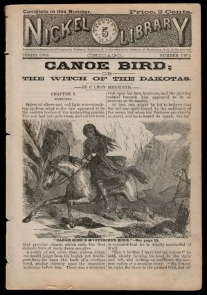 CANOE BIRD: The Witch of the Dakotas. C. Leon MEREDITH
