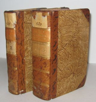 Dissertationes Excerptae ex Commentario Literali in Omnes Novi Testamenti. Five Volumes in Two.