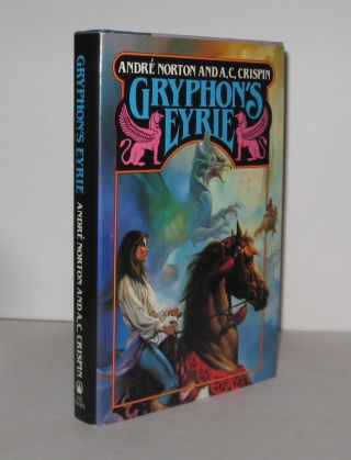 GRYPHON'S EYRIE. Andre NORTON, A C. Crispin