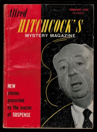 THE FRIGHTENING FRAMMIS by Jim Thompson [in] ALFRED HITCHCOCK'S MYSTERY MAGAZINE,Vol 2, No 2,...