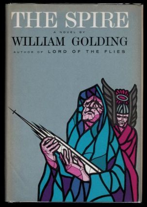 THE SPIRE. William GOLDING