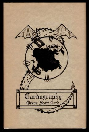 CARDOGRAPHY. Introduction by David Hartwell. Illustration by Leslie Newcomer. Orson Scott CARD