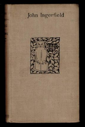 JOHN INGERFIELD And Other Stories. Jerome K. JEROME