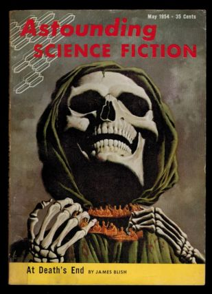 ASTOUNDING SCIENCE FICTION. Vol LIII, No 3, May, 1954 issue. No 3 ASTOUNDING SCIENCE FICTION. Vol...