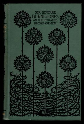 SIR EDWARD BURNE-JONES. A Record and Review. By Malcolm Bell. Sir Edward BURNE-JONES, Malcolm BELL