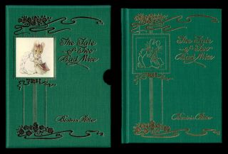 THE TALE OF TWO BAD MICE. By Beatrix Potter. Deluxe Centenary Edition. Beatrix POTTER.