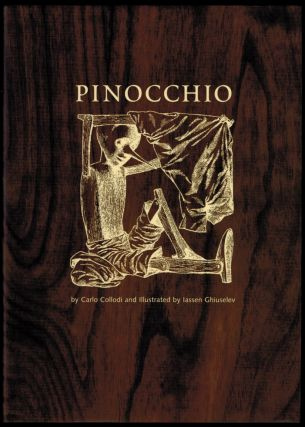THE ADVENTURES OF PIOCCHIO. The Story of a Puppet. By Carlo Collodi. Illustrated by Iassen...