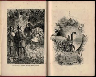 THE NORSEMEN IN THE WEST; Or, America Before Columbus. A Tale. With Illustrations.
