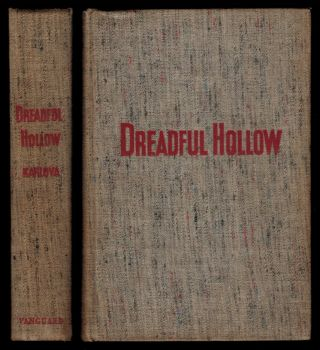 DREADFUL HOLLOW. Irina KARLOVA, psuedonym of Helen Mary Elizabeth Clamp