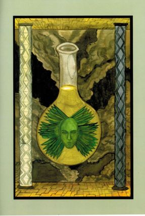 ARS PHILTRON. Concerning the Aqueous Cunning of the Potion and Its Praxis in the Green Art Magical. First Edition, Inscribed by the author to Soror Pasht Akhti and Brother Anshar of the Cultus Sabbati.