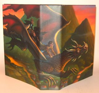 HARRY POTTER AND THE DEATHLY HALLOWS. Illustrations by Mary Grandpré. First Printing of the Deluxe American Edition.
