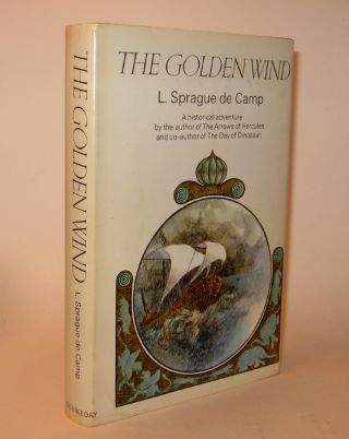 THE GOLDEN WIND. L. Sprague DE CAMP