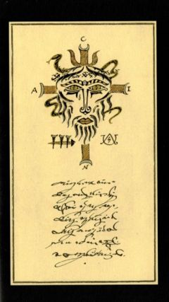 KHIAZMOS: A Book Without Pages. Transmitted through the Oracle of Silence, Here Transcribed in Word and Image By the Hand of Alogos.