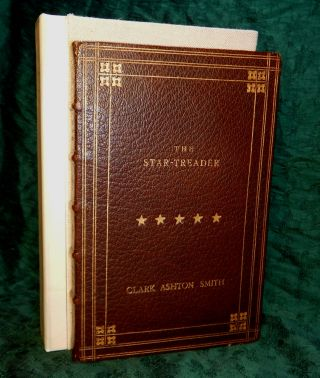 THE STAR TREADER AND OTHER POEMS. The Author's Own Copy of His First Book.